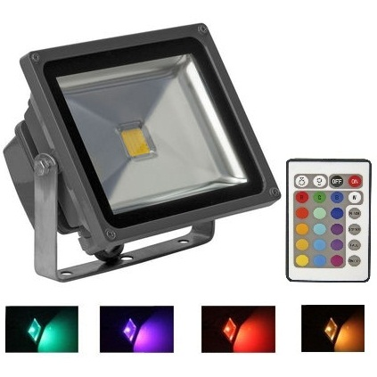 Hosen RGB LED Flood lights 20W HS-F002-RGB20W