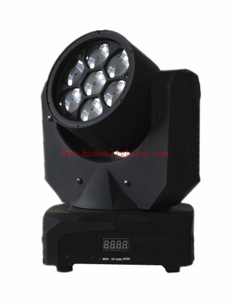 B-eye hobbit moving head stage light HS-LMW0710BE